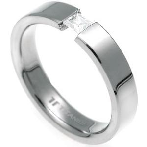 TQ-105 DIA - 타티아스 (TATIAS), 다이아몬드 티타늄 반지