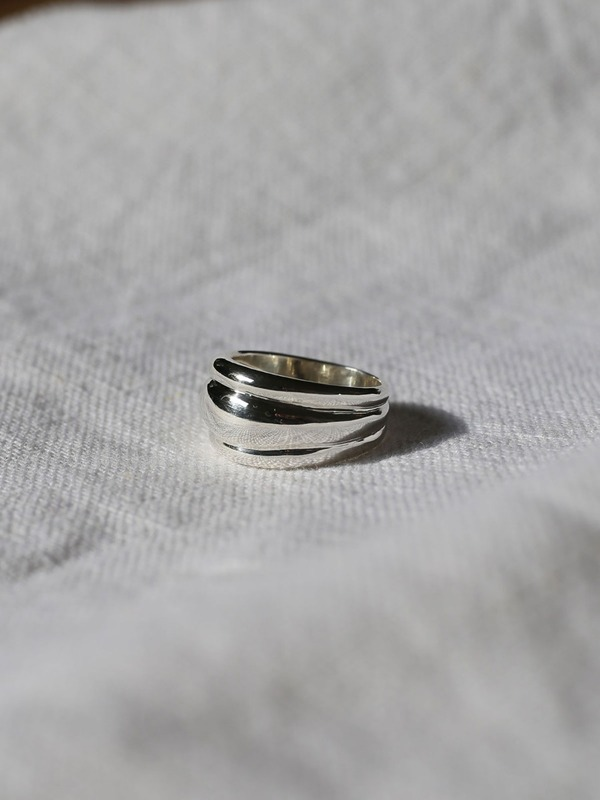 STACKED RING I