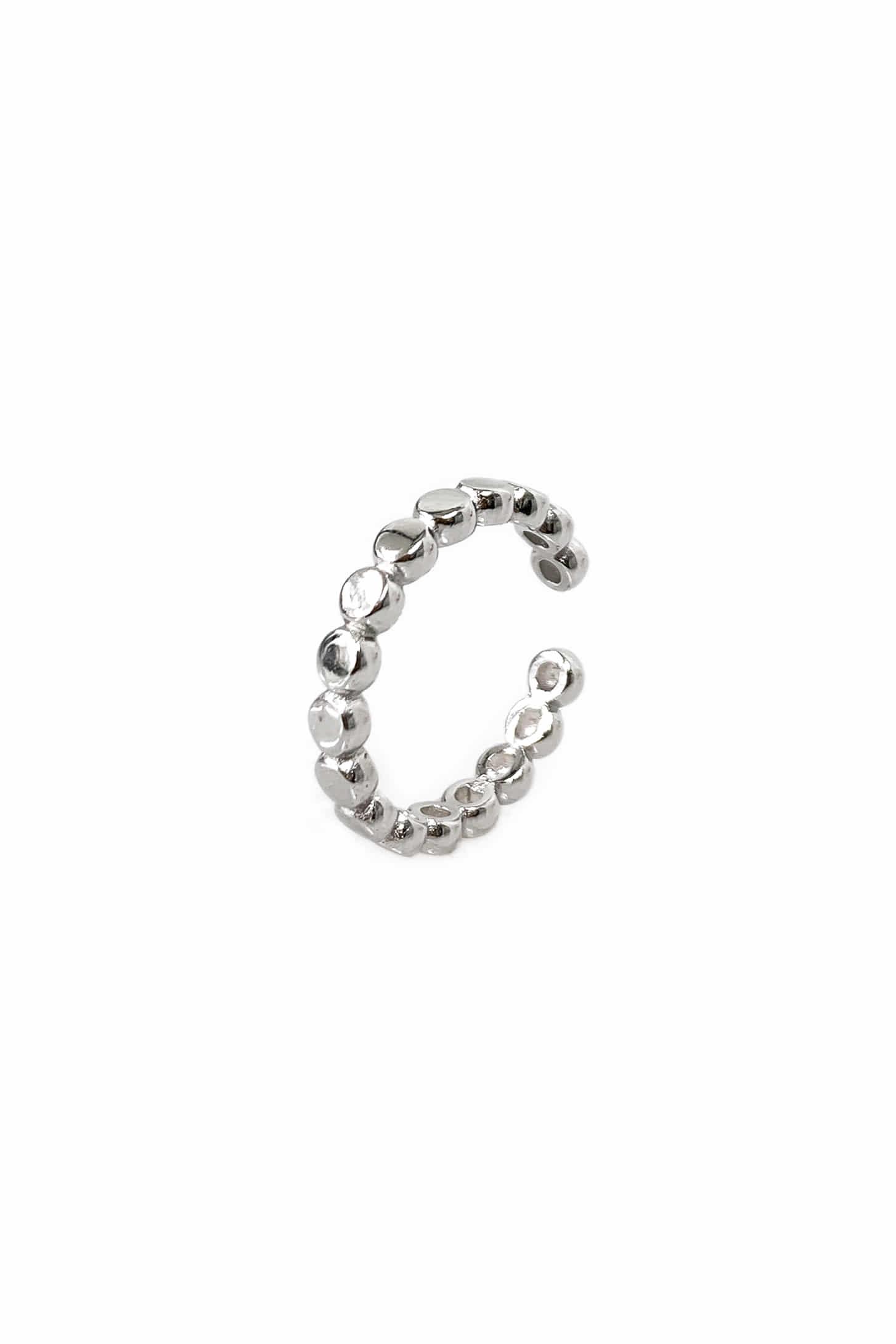 [silver925] 조약돌 오픈 반지