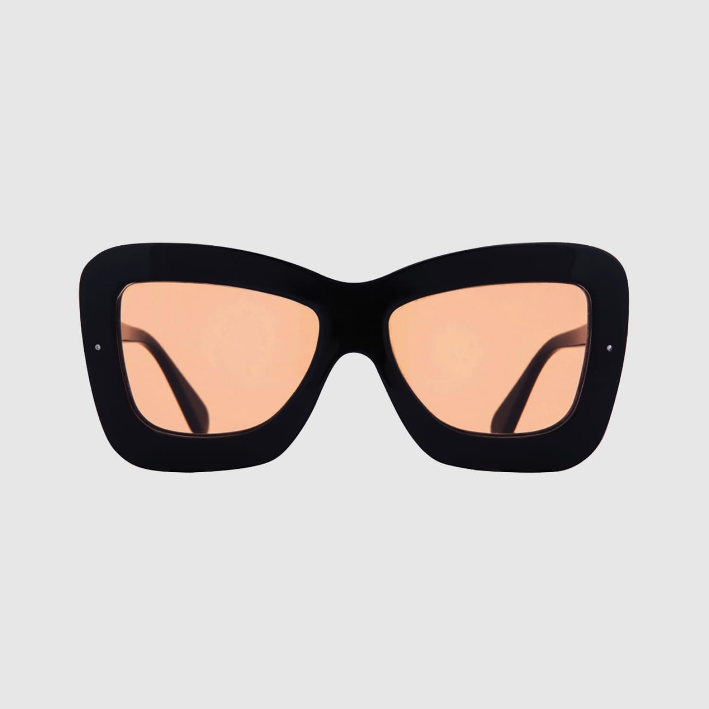 블루엘리펀트 BLOOM black-orange tint