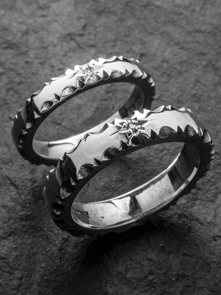 MEXICAN BAND RING