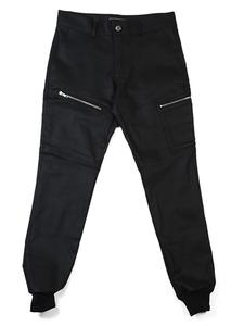 COATED JOGGER PANTS