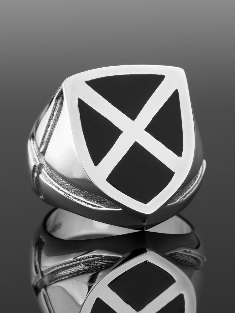 X SHIELD RING
