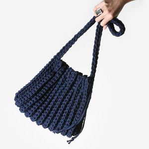 [DIY] Pleats Shoulder Bag / 하이퍼코튼 5mm