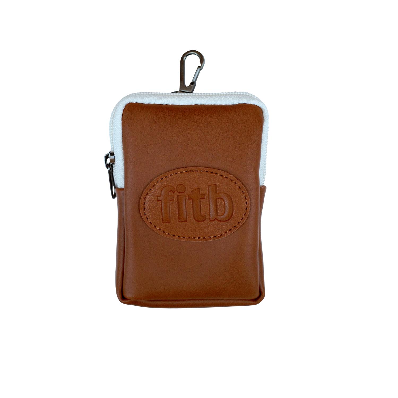 fitb Logo Pocket Pouch (BR)