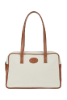 Sister Trapezoid  Canvas Bag (IV-BR)