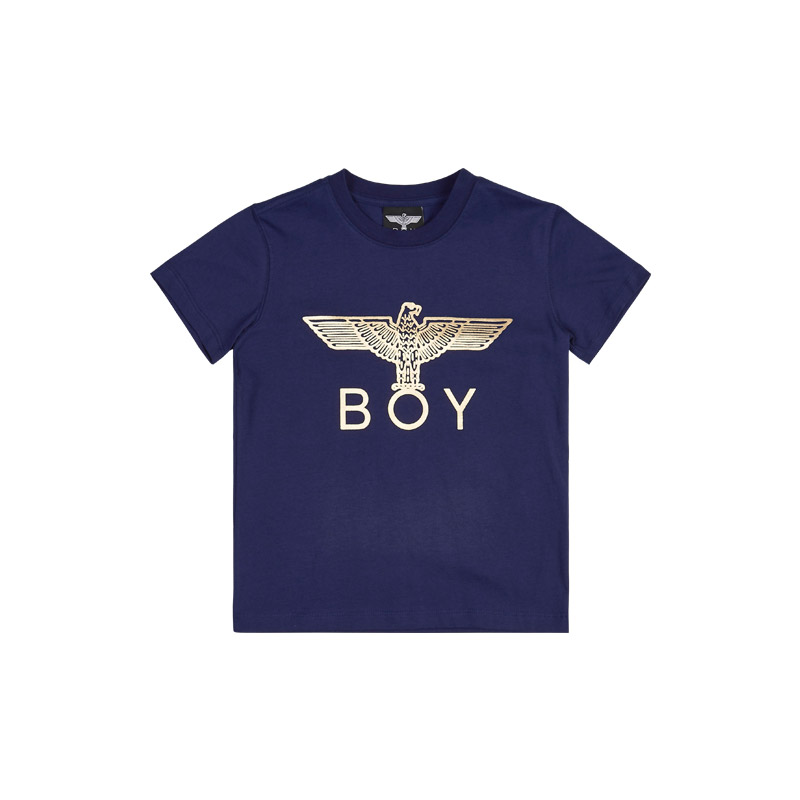 韩国 BOY LONDON 官方网站自主品牌[KIDS] EAGLE BOY T-SHIRT