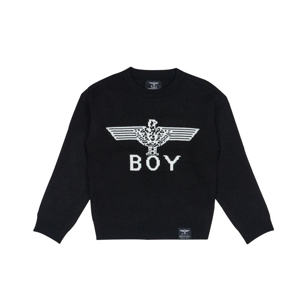 BOY LONDON (KOREA)자체브랜드[KIDS] 오버 커브 스웨터