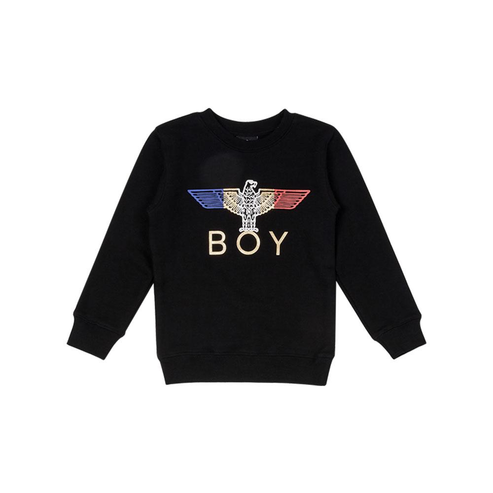 韩国 BOY LONDON 官方网站自主品牌[KIDS] TRION EAGLE SWEATSHIRT