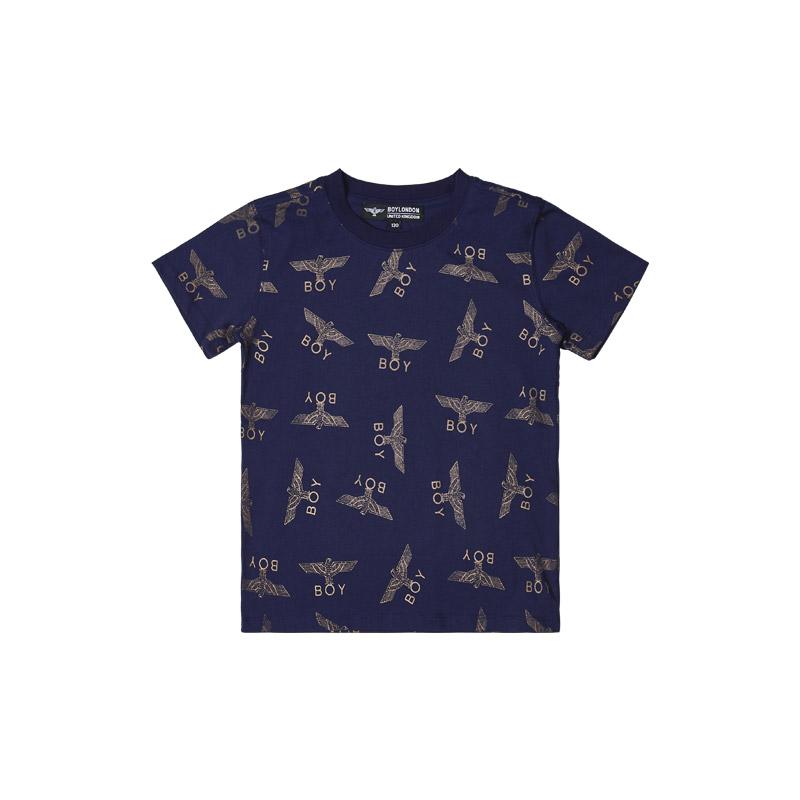 BOY LONDON (KOREA)자체브랜드[KIDS] 이글보이 올 오버 티셔츠