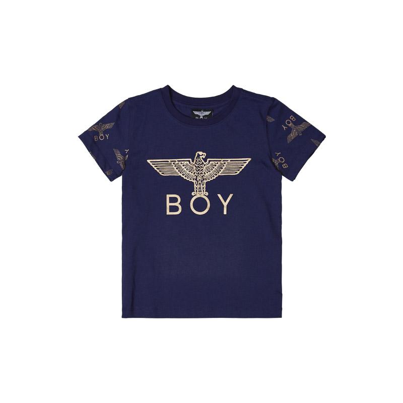 BOY LONDON (KOREA)자체브랜드[KIDS] 이글보이 리핏 슬리브 티셔츠