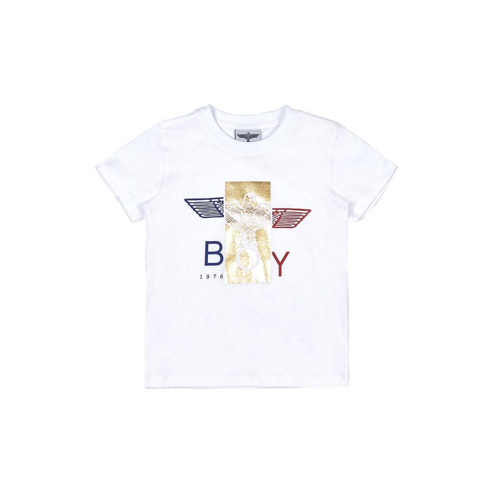 BOY LONDON (KOREA)자체브랜드[KIDS] 배시커 골드 티셔츠
