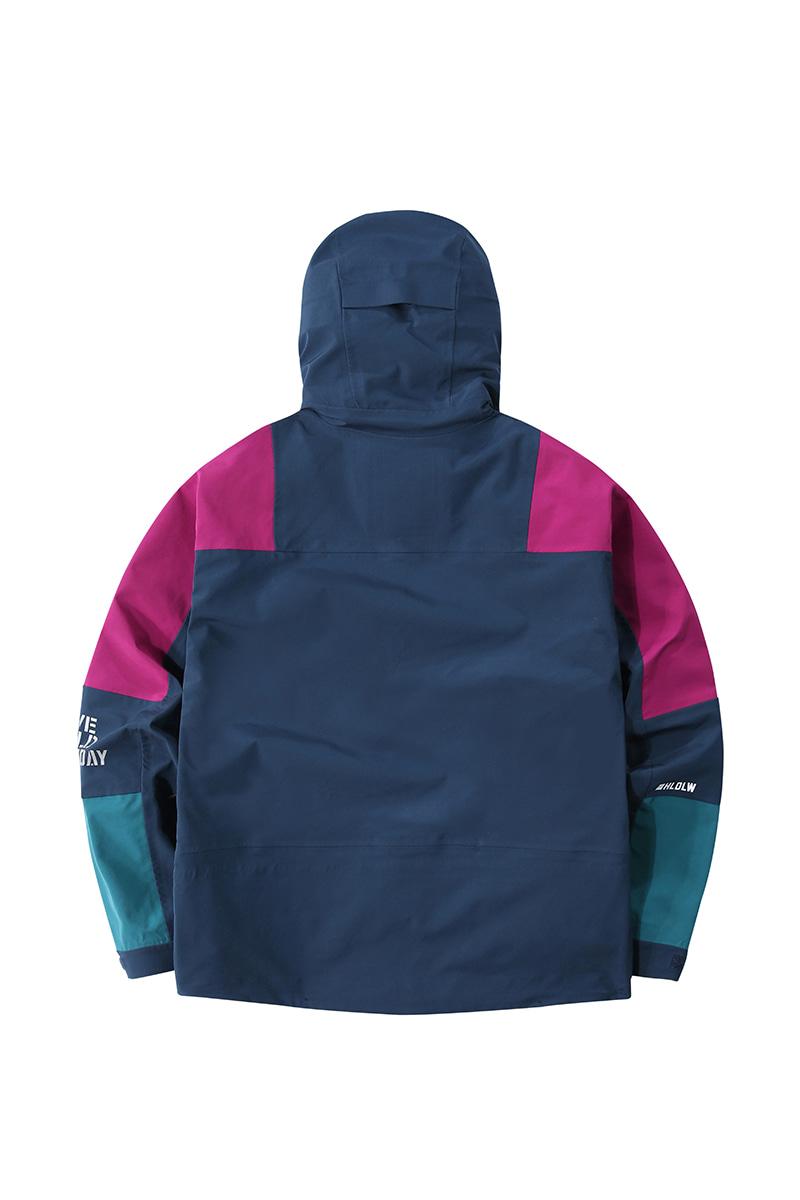 HYPER 3L jacket - navyHOLIDAY OUTERWEAR
