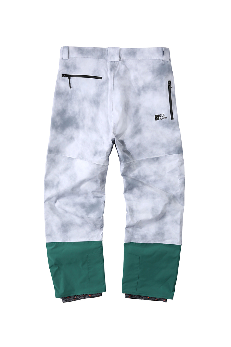 STORM 2L pants - cloud greyHOLIDAY OUTERWEAR
