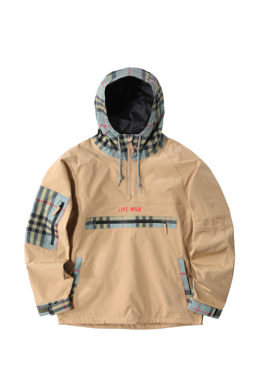 RANGE 2L jacket - beigeHOLIDAY OUTERWEAR