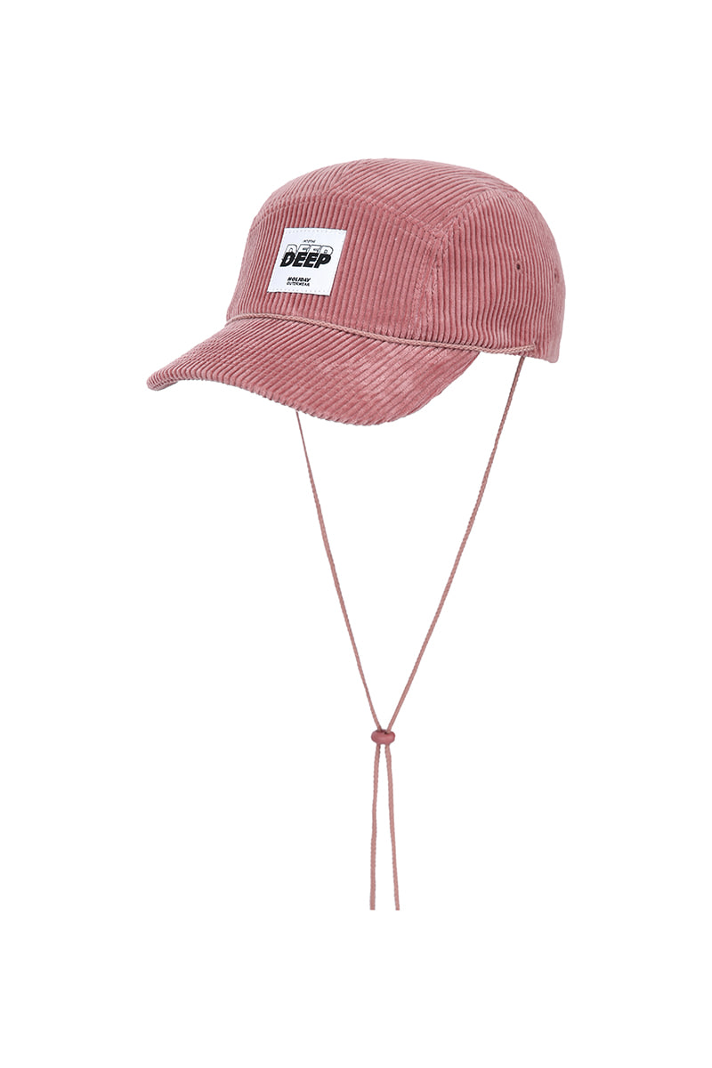 CORDUROY campcap - indypinkHOLIDAY OUTERWEAR