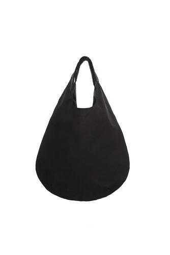 [18 S/S] HANDLE POINT ECO BAG (BLACK)