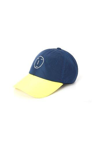 [18 F/W] POKER FACE PADDING BALL CAP (BLUE)