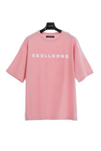 [19 S/S] LOGO T-SHIRT (PINK)