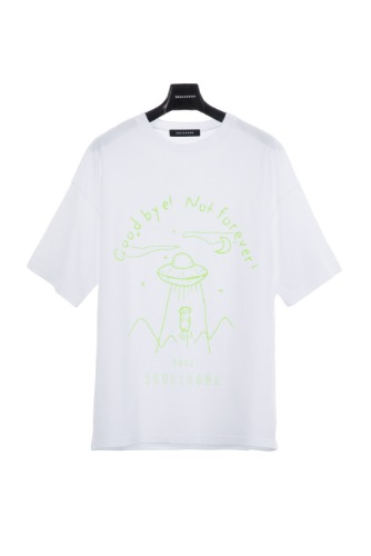 [19 S/S] SPACE T-SHIRT (WHITE)
