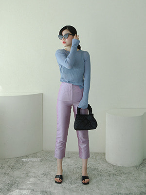 see through knit(3colours!)