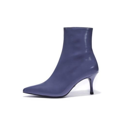 브리아나 Briana The Boots_Dutch Blue Patent