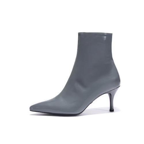 브리아나 Briana The Boots_Gray Patent