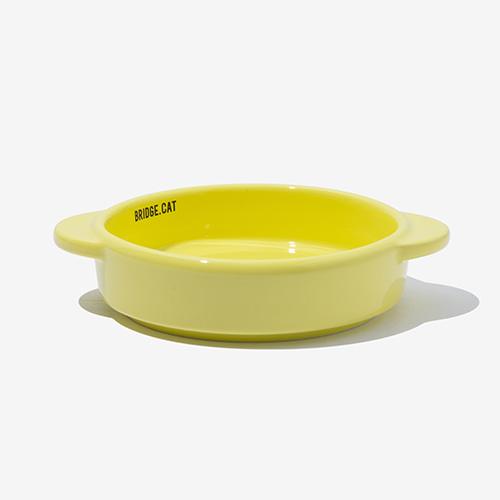 [브릿지캣] 미니팟 - 레몬크림