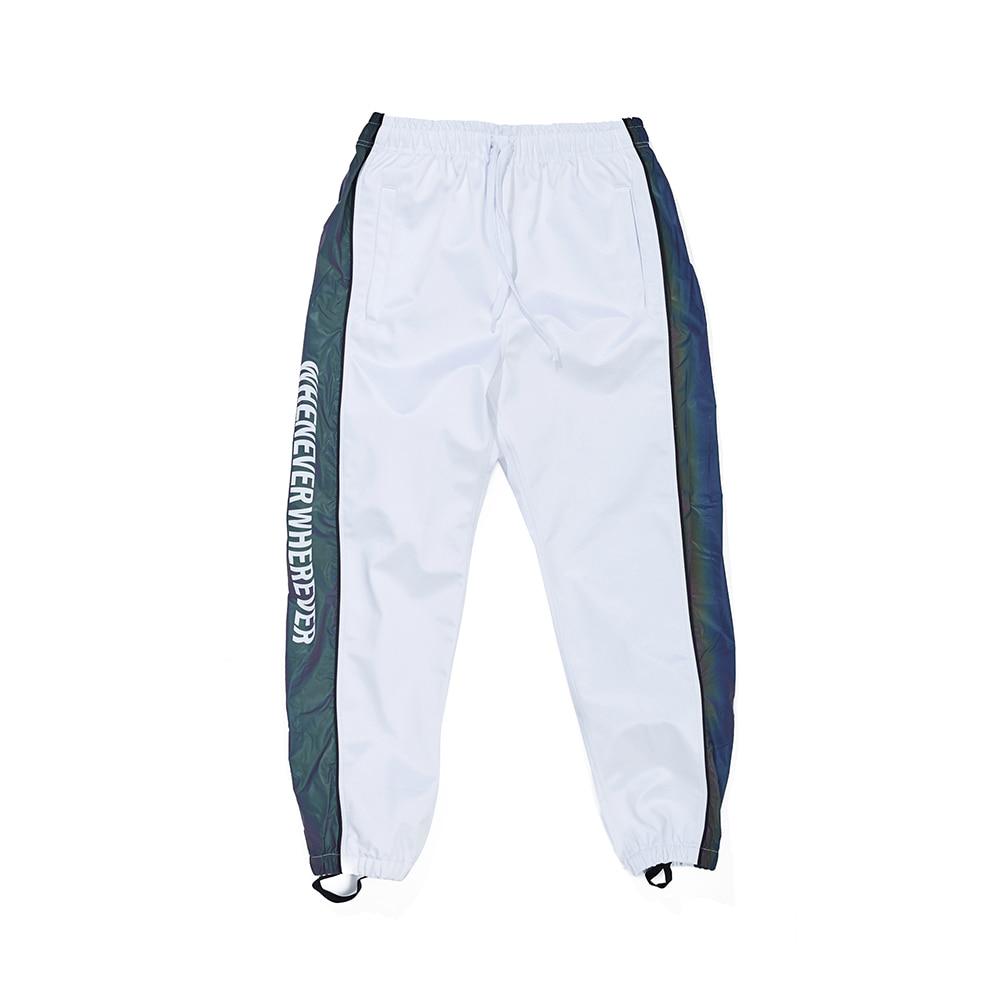 자체브랜드 WW SHINE JOGGER PANTS WHITE