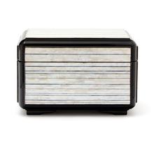 옻칠 틈 사각함(중)lacquered pearl box(M)