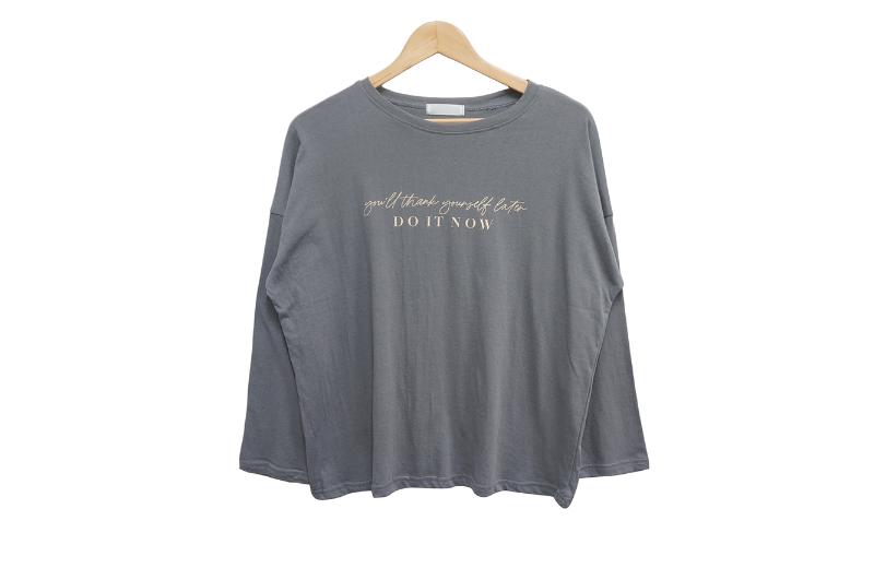 长袖三通 grey 彩色图像-S1L8