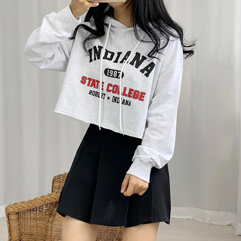 迷你裙 模特形象-S1L33