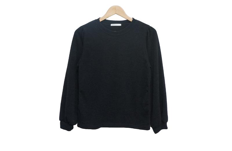 長袖Tシャツ グレーブルー 商品カラー画像-S1L9