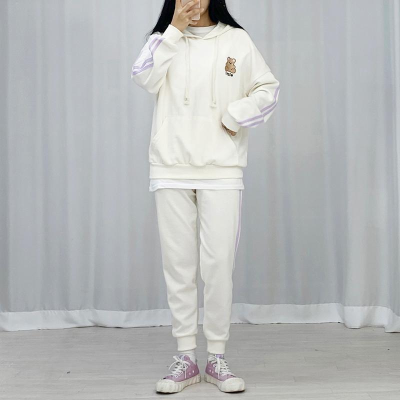長袖Tシャツ モデル画像-S1L23