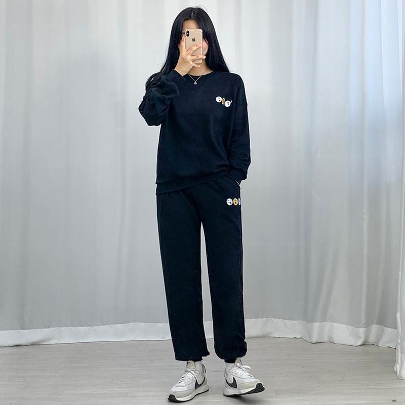 長袖Tシャツ モデル画像-S1L21