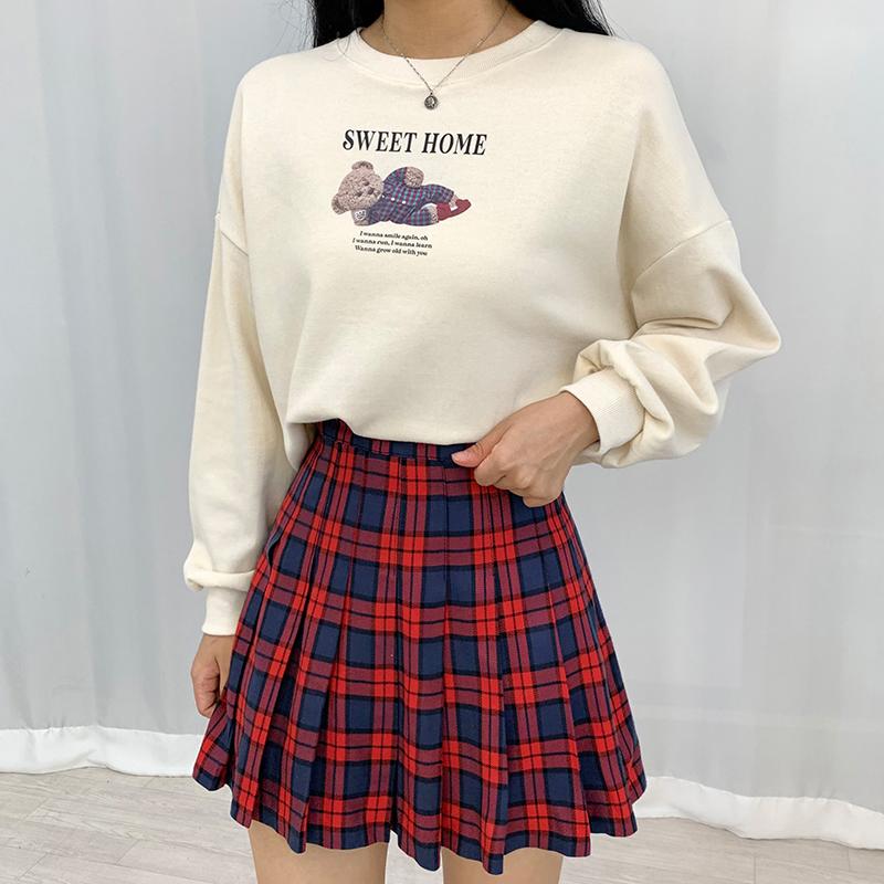 長袖Tシャツ モデル画像-S1L25