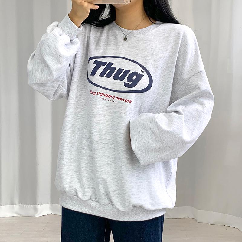 長袖Tシャツ モデル画像-S1L30