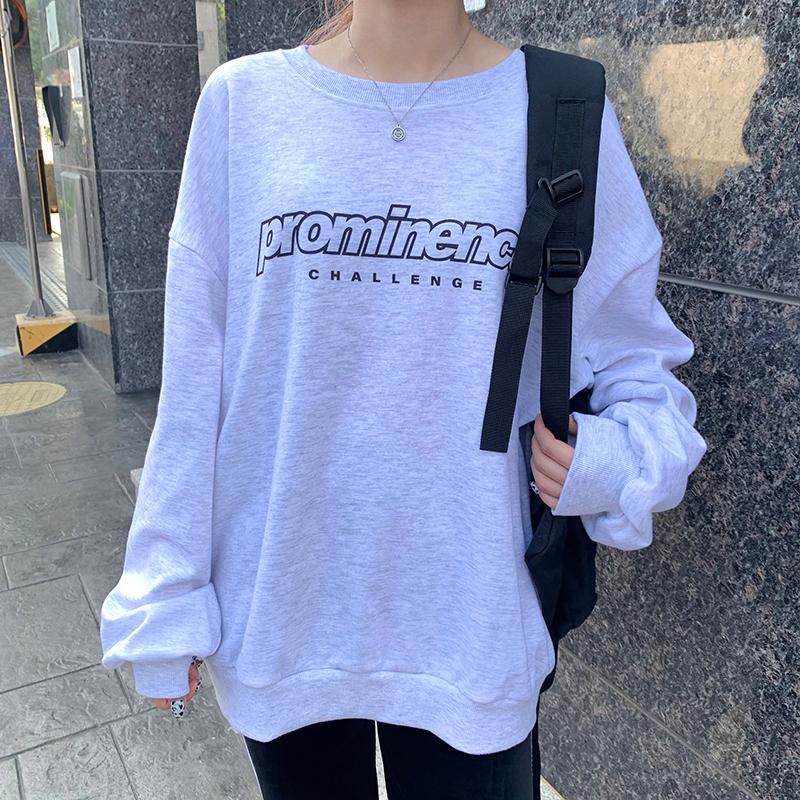 긴팔 티셔츠 모델 착용 이미지-S1L11
