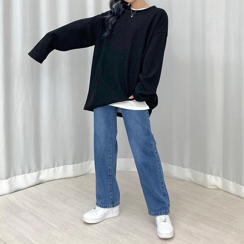 パンツ モデル画像-S2L2