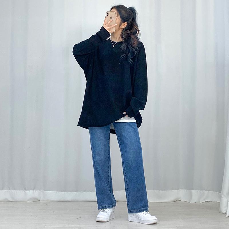 パンツ モデル画像-S2L9