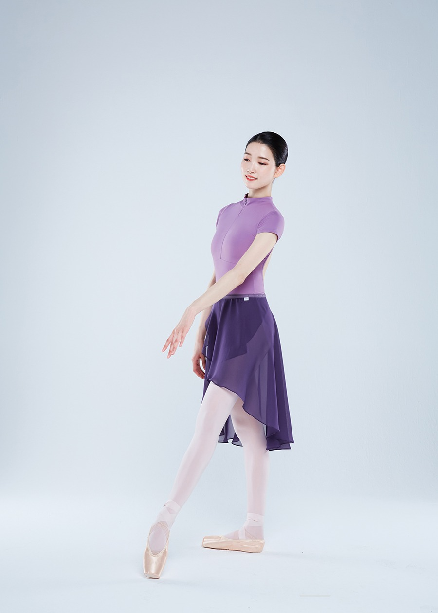 [STRAPLESS COLLECTION] 인디고 퍼플