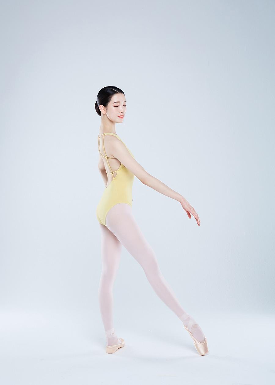 멀티 스트랩 레오타드 / Daffodil