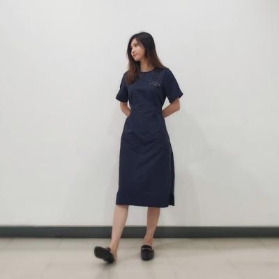[클래시마스터] 애견미용원피스 미용가운 유니폼 털안붙는옷