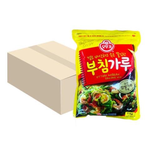 [박스템] 오뚜기_부침가루(10개입) 1kg*10