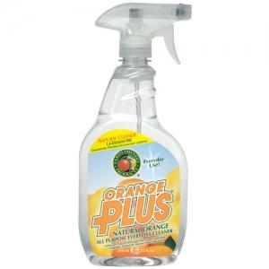 Earth Friendly Products - Orange Plus All-Purpose Cleaner Ready To Use (650 mL) 오렌지 플러스 다목적용 표면 클리너