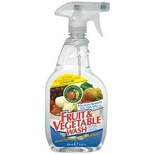Earth Friendly Products - Fruit & Veggie Wash Spray (650 mL) 과일 & 야채 세척제