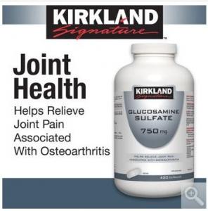 커클랜드 관절건강 영양제 - 1병(420 Tablets)