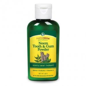 Theraneem Organix  - Gentle Mint Therape Tooth/Gum Powder  40g