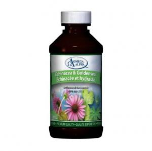 Omega Alpha  - Echinacea/Goldenseal 120ml
