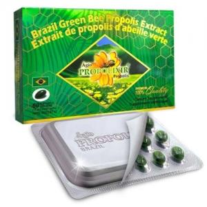 Bill 빌 Agio Propolixir Green Bee Propolis 브라질 최고급 프리미엄 에이지오 프로폴릭서 그린 비 프로폴리스 60SG